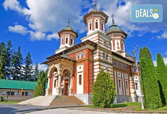 Майски празници в Румъния! 2 нощувки със закуски в Синая, транспорт, екскурзовод и посещение на замъка Пелеш - Снимка 3