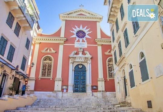 Великден на остров Корфу! 3 нощувки на база All Inclusive, празничен Великденски обяд с фолклорна програма, транспорт, посещение на Керкира и двореца Ахилион - Снимка 3