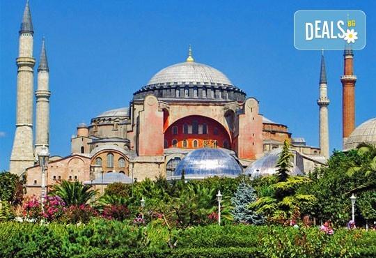 Пролет в Истанбул, Турция: 2 нощувки със закуски, транспорт и посещение на Одрин