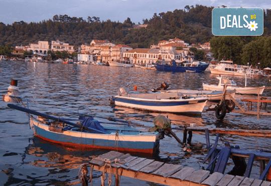 Посрещнете Гергьовден на остров Тасос, Гърция, със ТА Солео 8! 2 нощувки със закуски в хотел 2/3*, Лименас, транспорт и екскурзовод - Снимка 2