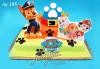 """Фигурална 3Д торта за незабравимия празник на Вашето дете от Виенски салон """"Лагуна""""! Подарък - поздравителен надпис + свещичка и възможност за доставка до Вашия дом! - thumb 1"""
