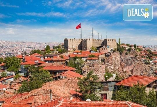 Екскурзия до Кападокия- страната на дивите коне, с Дениз Травел! 4 нощувки със закуски, хотел 2/3* в Анкара, Кападокия и Истанбул, транспорт и водач - Снимка 3