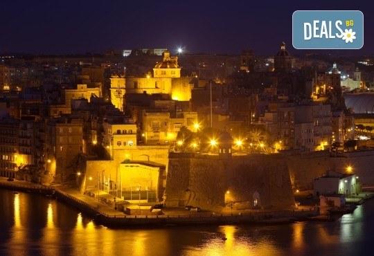 Екскурзия до очарователната Малта през март, с Дари Травел! 4 нощувки със закуски в хотел 3* в Сейнт Джулианс, самолетен билет, трансфери, застраховка - Снимка 5