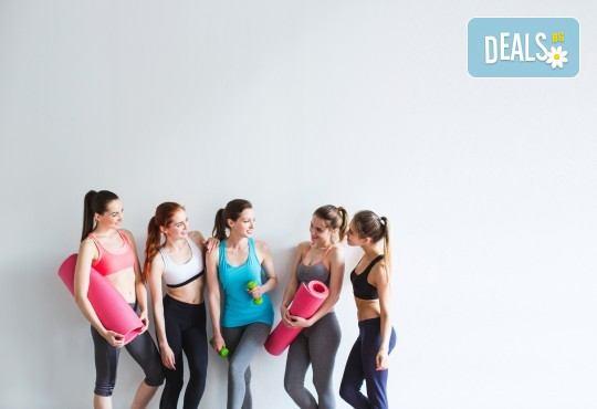 Влезте във форма за лятото! 4 индивидуални тренировки с фитнес инструктор в луксозния център за спорт и рехабилитация Визайн! - Снимка 3