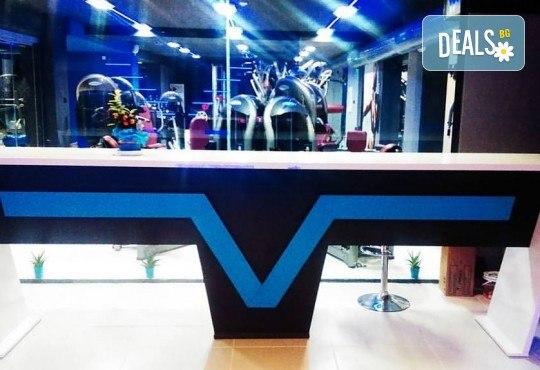 Влезте във форма за лятото! 4 индивидуални тренировки с фитнес инструктор в луксозния център за спорт и рехабилитация Визайн! - Снимка 4