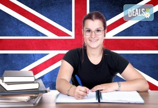 80 уч. ч. курс по Aнглийски език B1: 50 уч. ч. Headway Intermediate и 30 уч. ч. разговорен модул с преподаватели американци, от езиков център EL Leon! - Снимка 1