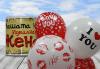 Денят на влюбените наближава! Подарете на любимия човек чаша с тематичен надпис по избор и 5 балона с хелий от Парти магазин Рая! - thumb 5