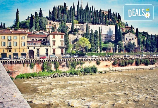 Екскурзия до Италия с посещение на Верона и Венеция и посещение на Загреб! 5 дни, 3 нощувки със закуски, транспорт, водач и възможност за шопинг в Милано - Снимка 3