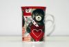 Зарадвайте любимия човек с оригинална чаша с тематична картинка по избор и 7 балона с хелий от Парти магазин Рая! - thumb 12