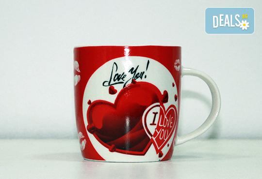 Зарадвайте любимия човек с оригинална чаша с тематична картинка по избор и 7 балона с хелий от Парти магазин Рая! - Снимка 13