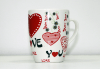 Зарадвайте любимия човек с оригинална чаша с тематична картинка по избор и 7 балона с хелий от Парти магазин Рая! - thumb 3