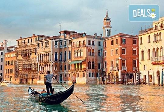 Самолетна екскурзия до Венеция, Италия: 3 нощувки със закуски, билет и трансфери