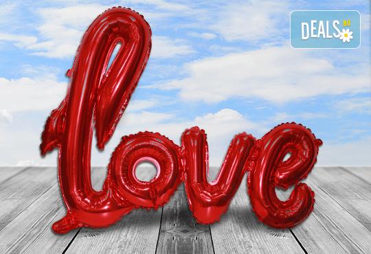Изненадайте своята половинка на празника! Подарете плюшена възглавничка сърце или калинка и ефектен фолио балон с хелий, от Парти магазин Рая! - Снимка 13