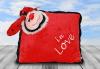 Изненадайте своята половинка на празника! Подарете плюшена възглавничка сърце или калинка и ефектен фолио балон с хелий, от Парти магазин Рая! - thumb 2