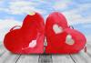 Изненадайте своята половинка на празника! Подарете плюшена възглавничка сърце или калинка и ефектен фолио балон с хелий, от Парти магазин Рая! - thumb 1
