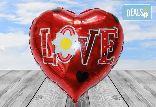 Изненадайте своята половинка на празника! Подарете плюшена възглавничка сърце или калинка и ефектен фолио балон с хелий, от Парти магазин Рая! - Снимка 11