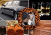 """Подарете SPA пакет """"San Remo""""! Трансфер с лимузина """"Lincoln"""" до Senses Massage & Recreation, синхронен масаж за двама, 2 чаши уиски, релакс зона и сауна и комплимент: ядки асорти от San Diego Limousines! - thumb 19"""