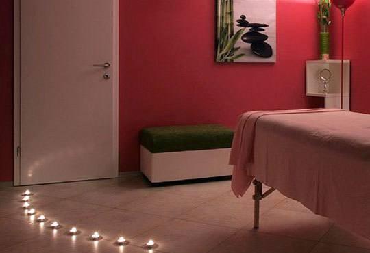 Синхронен масаж за двама с камъни от хималайска сол (сърца или кръгли), 30 минути релакс в хималайска стая и инхалации в Senses Massage & Recreation! - Снимка 6