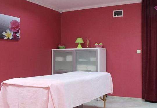 Синхронен масаж за двама с хималайска сол, масаж на лице + биоптрон процедура в Senses Massage & Recreation! - Снимка 7