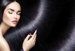 Блестяща и красива коса с полиране - премахване на цъфтежите без отнемане от дължината, в студио за красота Jessica! - Снимка