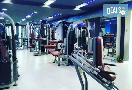 За дамите! 3 посещения на фитнес на пилон, пилатес, тае бо, аеробика или fat fight в Център за спорт и рехабилитация Визайн! - Снимка 6