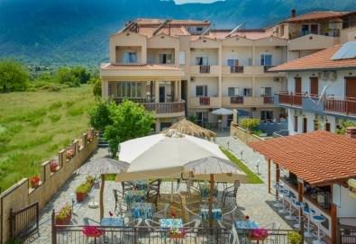 За Великден на остров Тасос, Гърция! 3 нощувки със закуски, вечери и празничен Великденски обяд в Ellas Hotel, транспорт и разходка в Кавала - Снимка