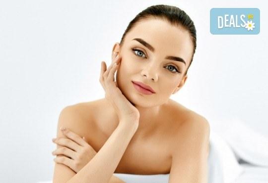 Чиста кожа и равномерен тен! Почистване на лице, терапия според типа кожа и лечебно-пластичен масаж в M&B Esthetic Center! - Снимка 3