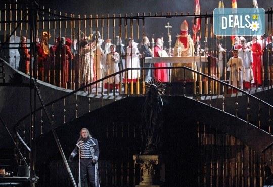 Ексклузивно в Кино Арена! Драма, страст и великолепна музика - ТОСКА, на Кралската опера в Лондон, на 01, 04 И 05 Март в кината в София! - Снимка 3
