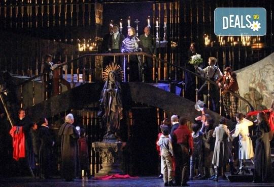 Ексклузивно в Кино Арена! Драма, страст и великолепна музика - ТОСКА, на Кралската опера в Лондон, на 01, 04 И 05 Март в кината в София! - Снимка 4