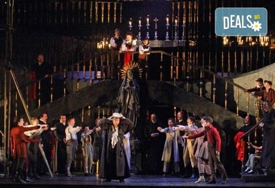 Ексклузивно в Кино Арена! Драма, страст и великолепна музика - ТОСКА, на Кралската опера в Лондон, на 01, 04 И 05 Март в кината в София! - Снимка 6