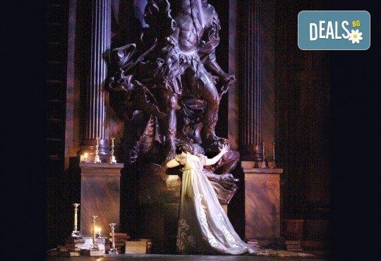 Ексклузивно в Кино Арена! Драма, страст и великолепна музика - ТОСКА, на Кралската опера в Лондон, на 01, 04 и 05 Март , в страната - Снимка 5