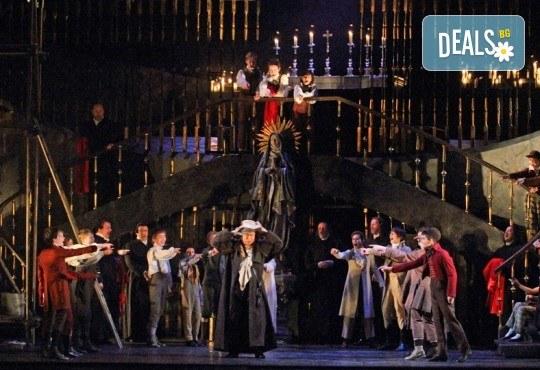 Ексклузивно в Кино Арена! Драма, страст и великолепна музика - ТОСКА, на Кралската опера в Лондон, на 01, 04 и 05 Март , в страната - Снимка 6