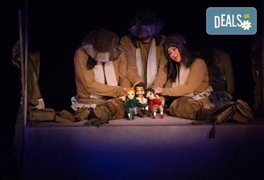 """Заповядайте със своя малчуган на куклен театър Роня в замъка """"Влюбен във вятъра"""" на 17.03. от 13ч.! - Снимка 4"""