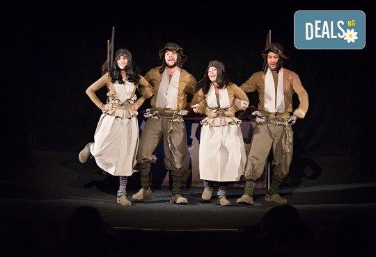 """Заповядайте със своя малчуган на куклен театър Роня в замъка """"Влюбен във вятъра"""" на 17.03. от 13ч.! - Снимка 1"""
