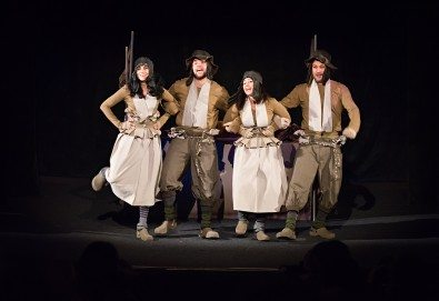 """Заповядайте със своя малчуган на куклен театър Роня в замъка """"Влюбен във вятъра"""" на 17.03. от 13ч.! - Снимка"""