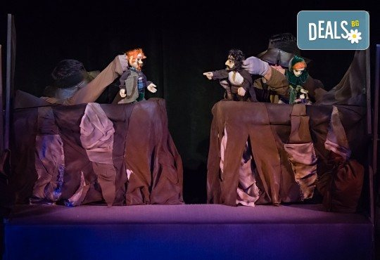 """Заповядайте със своя малчуган на куклен театър Роня в замъка """"Влюбен във вятъра"""" на 17.03. от 13ч.! - Снимка 3"""