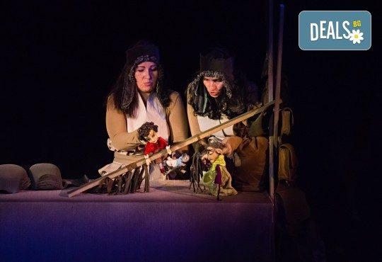 """Заповядайте със своя малчуган на куклен театър Роня в замъка """"Влюбен във вятъра"""" на 17.03. от 13ч.! - Снимка 2"""