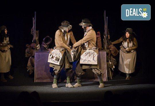 """Заповядайте със своя малчуган на куклен театър Роня в замъка """"Влюбен във вятъра"""" на 17.03. от 13ч.! - Снимка 6"""