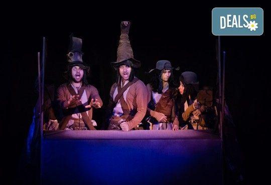 """Заповядайте със своя малчуган на куклен театър Роня в замъка """"Влюбен във вятъра"""" на 17.03. от 13ч.! - Снимка 8"""