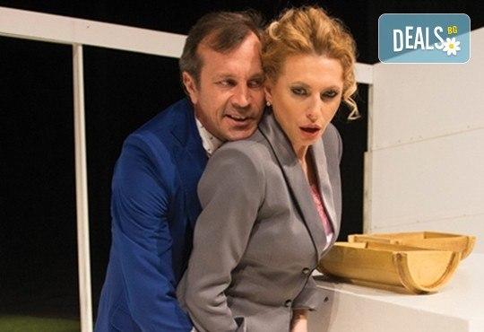 Гледайте Лилия Маравиля и Стефания Колева в комедията Алонсо на 14.03. от 19 ч. в Театър София, един билет! - Снимка 3