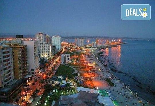 Екскурзия за 24-ти май в Албания! 3 нощувки с 3 закуски и 3 вечери в хотел Mel Holiday част от Fafa Resort 4*, транспорт и програма в Дуръс, Скопие и Охрид! - Снимка 12