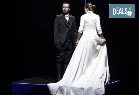 Калин Врачански в брилянтната постановка на Стайко Мурджев - Франкенщайн на 27.02. от 19 ч. в Театър София, 1 билет - Снимка 10