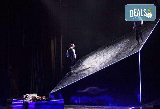 Калин Врачански в брилянтната постановка на Стайко Мурджев - Франкенщайн на 27.02. от 19 ч. в Театър София, 1 билет - Снимка 6