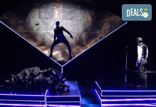 Калин Врачански в брилянтната постановка на Стайко Мурджев - Франкенщайн на 27.02. от 19 ч. в Театър София, 1 билет - Снимка 4