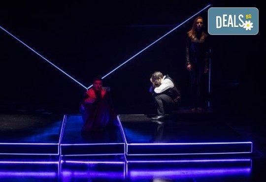 Калин Врачански в брилянтната постановка на Стайко Мурджев - Франкенщайн на 27.02. от 19 ч. в Театър София, 1 билет - Снимка 8
