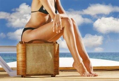 Идеално тяло! 5 или 7 антицелулитни процедури: масаж, кавитация, огнен масаж, терапия с глина, сауна одеало, целутрон, пресотерапия и вакуум в Senses Massage & Recreation! - Снимка