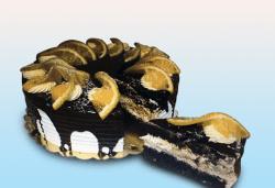 Неустоим вкус! Опитайте торта Карамел с 8 или 14 парчета и възможност за поставяне на надпис или пожелание от сладкарница Дао! - Снимка