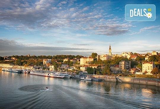 Разходете се за ден до града на реките Сава и Дунав - Белград! Транспорт и екскурзовод от Глобул Турс! - Снимка 6