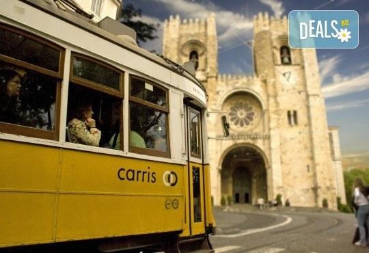 Екскурзия до очарователния Лисабон, Португалия, с Лале Тур! 3 нощувки със закуски в хотел 3*/4*, самолетен билет, летищни такси и застраховка - Снимка 11