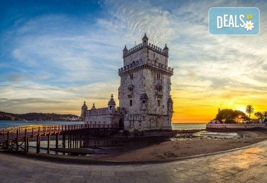 Екскурзия до очарователния Лисабон, Португалия, с Лале Тур! 3 нощувки със закуски в хотел 3*/4*, самолетен билет, летищни такси и застраховка - Снимка 9